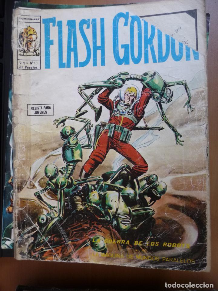 Cómics: FLASH GORDON. VÉRTICE. VOL 1. COMPLETA!! - Foto 16 - 120584807