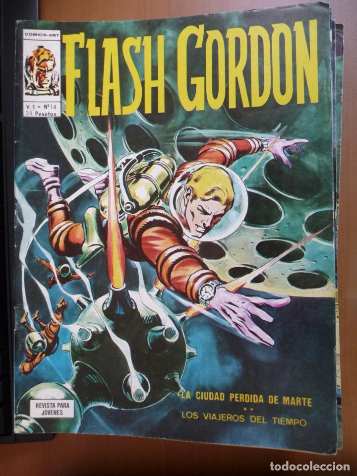 Cómics: FLASH GORDON. VÉRTICE. VOL 1. COMPLETA!! - Foto 17 - 120584807