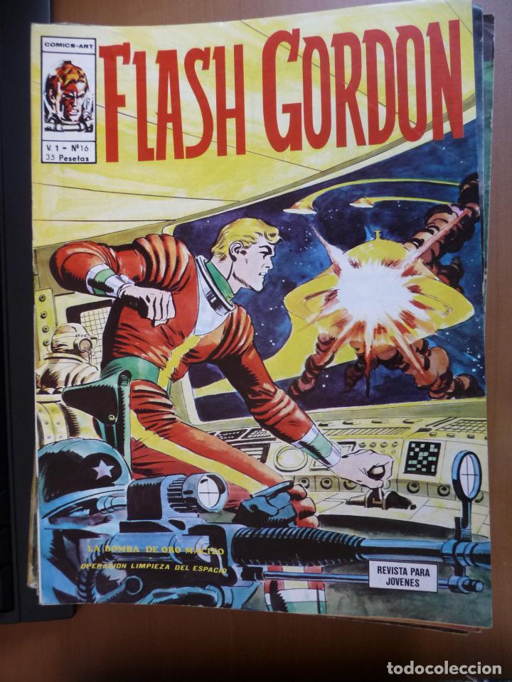 Cómics: FLASH GORDON. VÉRTICE. VOL 1. COMPLETA!! - Foto 19 - 120584807
