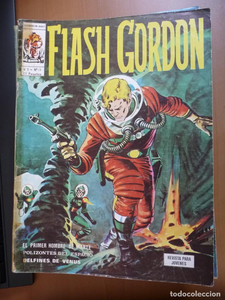 Cómics: FLASH GORDON. VÉRTICE. VOL 1. COMPLETA!! - Foto 21 - 120584807