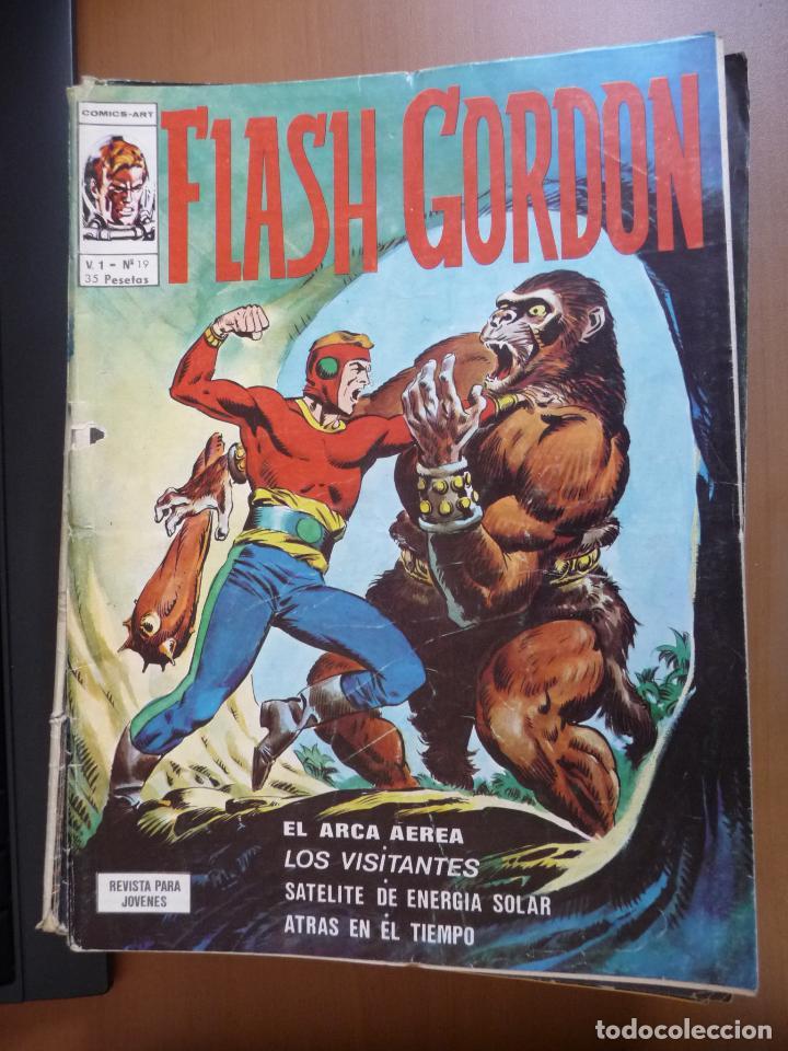 Cómics: FLASH GORDON. VÉRTICE. VOL 1. COMPLETA!! - Foto 22 - 120584807