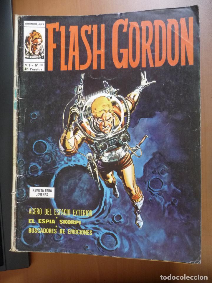 Cómics: FLASH GORDON. VÉRTICE. VOL 1. COMPLETA!! - Foto 23 - 120584807