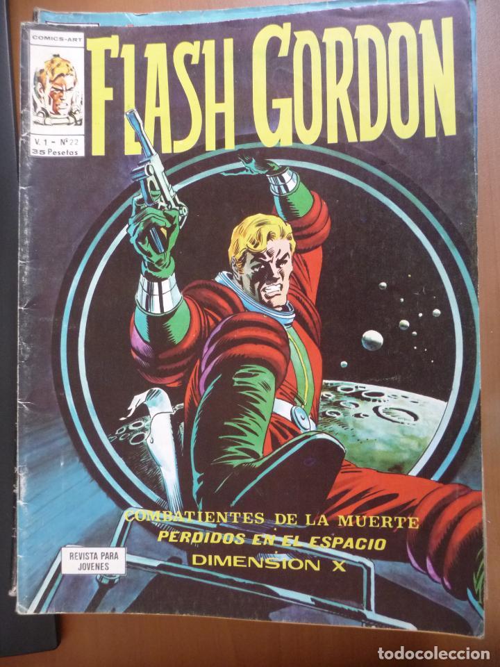 Cómics: FLASH GORDON. VÉRTICE. VOL 1. COMPLETA!! - Foto 25 - 120584807