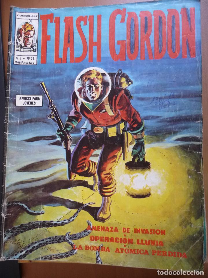 Cómics: FLASH GORDON. VÉRTICE. VOL 1. COMPLETA!! - Foto 26 - 120584807