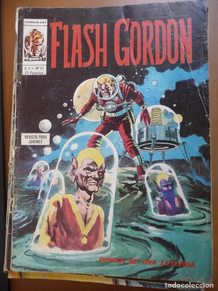 Cómics: FLASH GORDON. VÉRTICE. VOL 1. COMPLETA!! - Foto 27 - 120584807