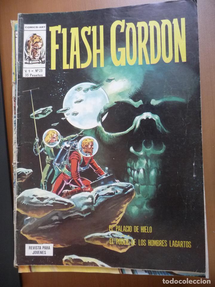 Cómics: FLASH GORDON. VÉRTICE. VOL 1. COMPLETA!! - Foto 28 - 120584807