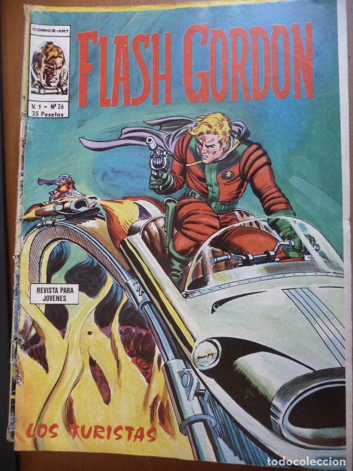 Cómics: FLASH GORDON. VÉRTICE. VOL 1. COMPLETA!! - Foto 29 - 120584807