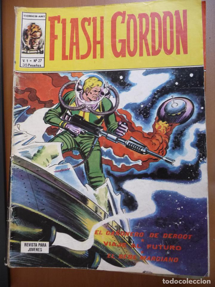 Cómics: FLASH GORDON. VÉRTICE. VOL 1. COMPLETA!! - Foto 30 - 120584807