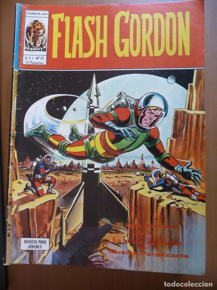 Cómics: FLASH GORDON. VÉRTICE. VOL 1. COMPLETA!! - Foto 31 - 120584807