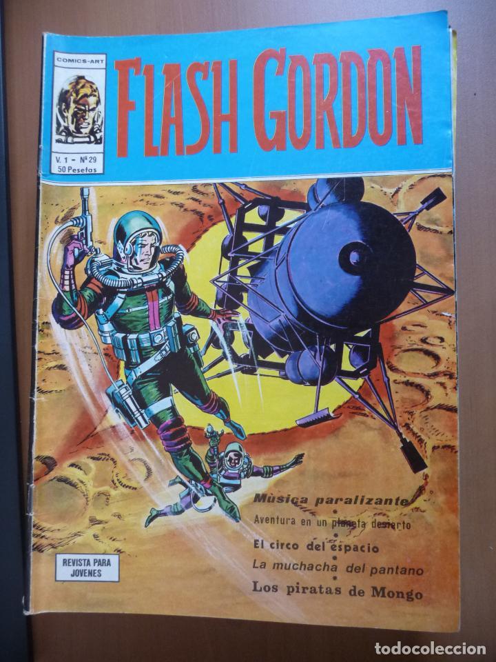 Cómics: FLASH GORDON. VÉRTICE. VOL 1. COMPLETA!! - Foto 32 - 120584807