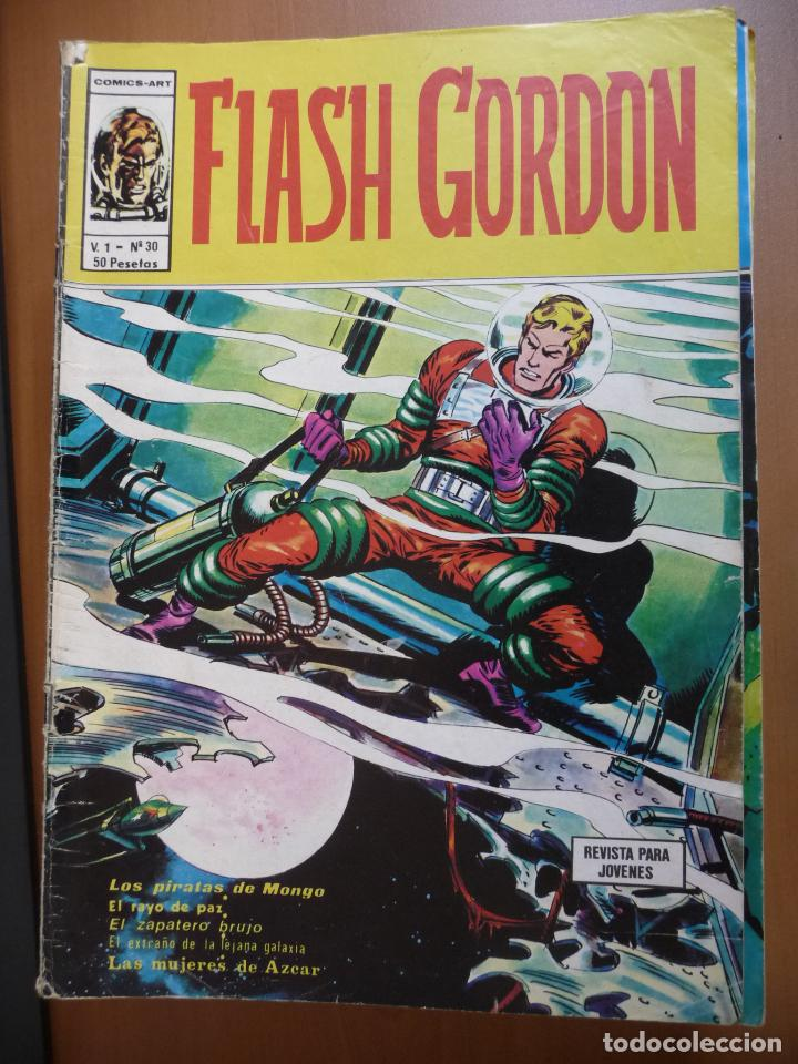 Cómics: FLASH GORDON. VÉRTICE. VOL 1. COMPLETA!! - Foto 33 - 120584807