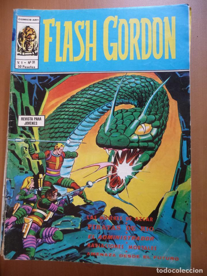 Cómics: FLASH GORDON. VÉRTICE. VOL 1. COMPLETA!! - Foto 34 - 120584807