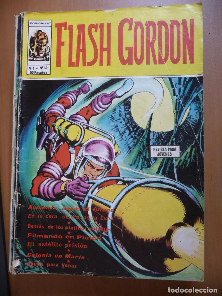 Cómics: FLASH GORDON. VÉRTICE. VOL 1. COMPLETA!! - Foto 35 - 120584807
