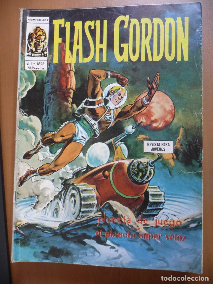 Cómics: FLASH GORDON. VÉRTICE. VOL 1. COMPLETA!! - Foto 36 - 120584807