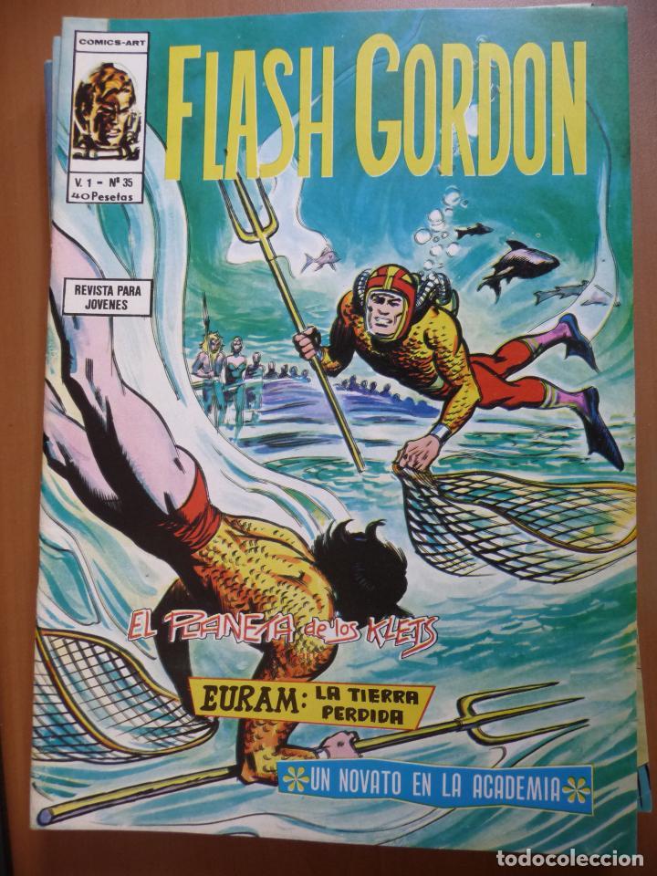 Cómics: FLASH GORDON. VÉRTICE. VOL 1. COMPLETA!! - Foto 38 - 120584807