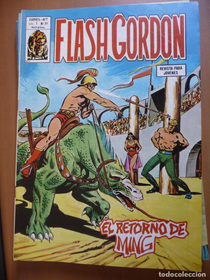 Cómics: FLASH GORDON. VÉRTICE. VOL 1. COMPLETA!! - Foto 40 - 120584807