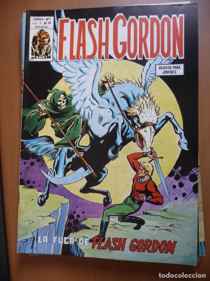 Cómics: FLASH GORDON. VÉRTICE. VOL 1. COMPLETA!! - Foto 41 - 120584807