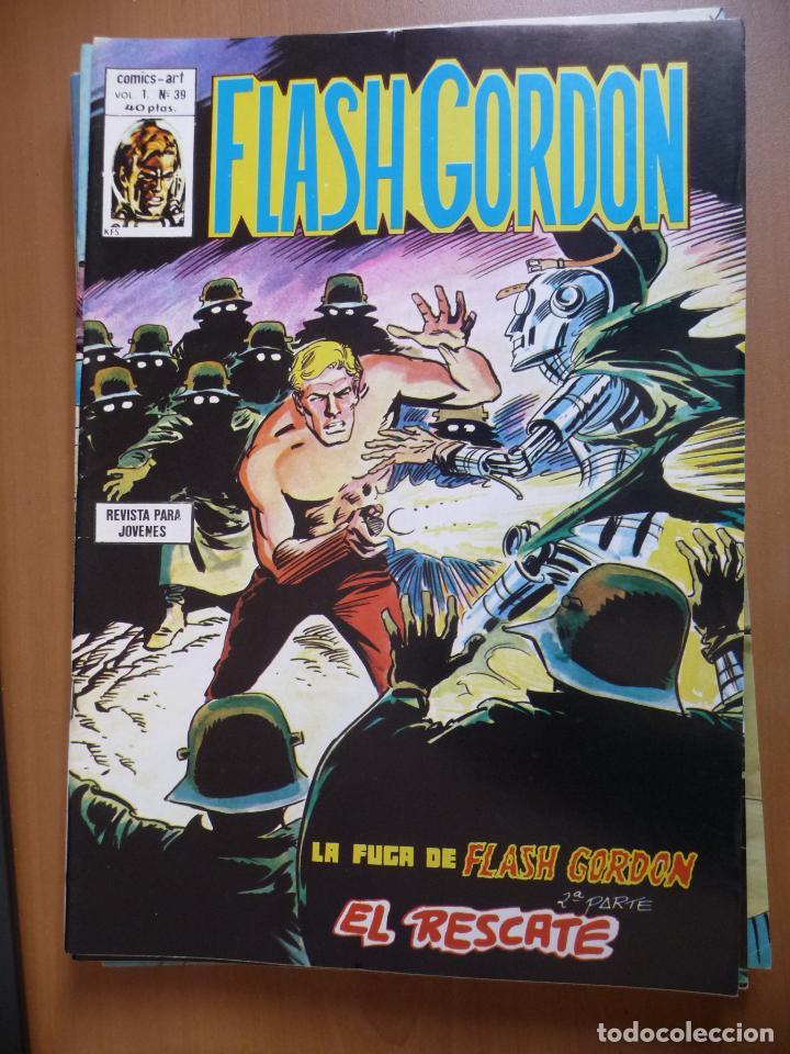 Cómics: FLASH GORDON. VÉRTICE. VOL 1. COMPLETA!! - Foto 42 - 120584807