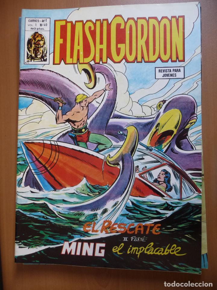 Cómics: FLASH GORDON. VÉRTICE. VOL 1. COMPLETA!! - Foto 43 - 120584807