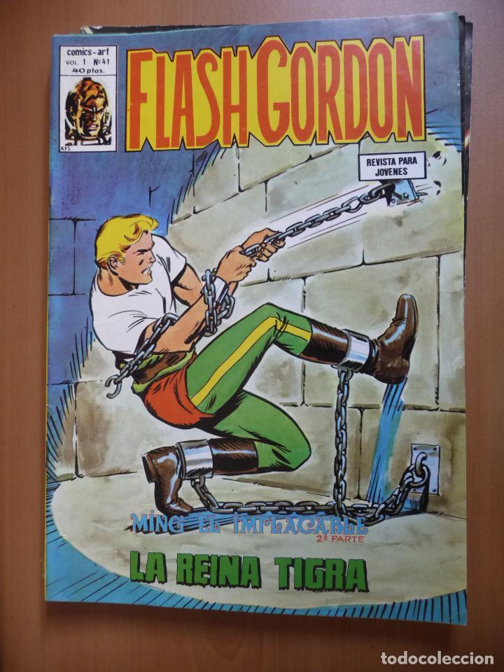 Cómics: FLASH GORDON. VÉRTICE. VOL 1. COMPLETA!! - Foto 44 - 120584807