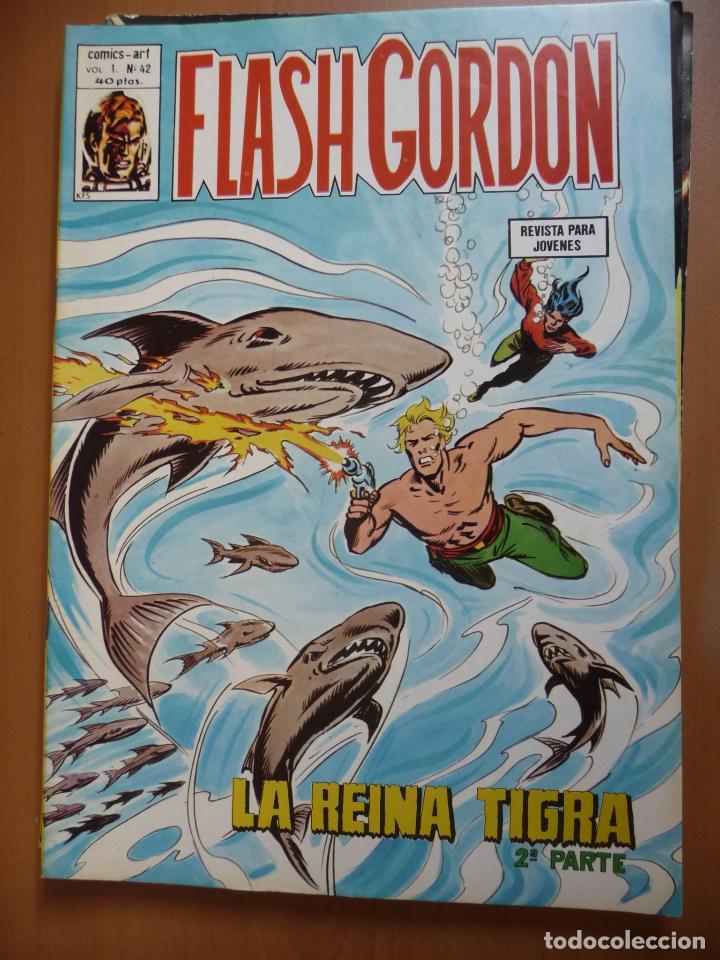 Cómics: FLASH GORDON. VÉRTICE. VOL 1. COMPLETA!! - Foto 45 - 120584807