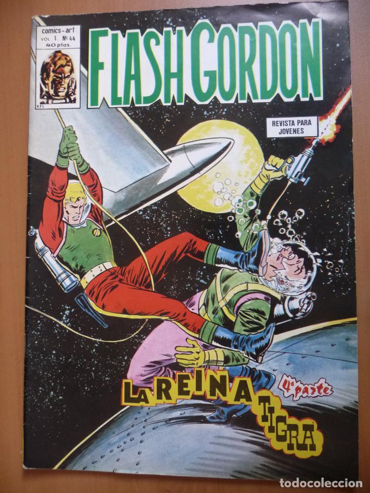 Cómics: FLASH GORDON. VÉRTICE. VOL 1. COMPLETA!! - Foto 47 - 120584807