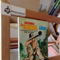 Comics : ACCIONES DE GUERRA CON GARRY Nº 20 (VERTICE TACO, COMPLETO). Lote 120627463