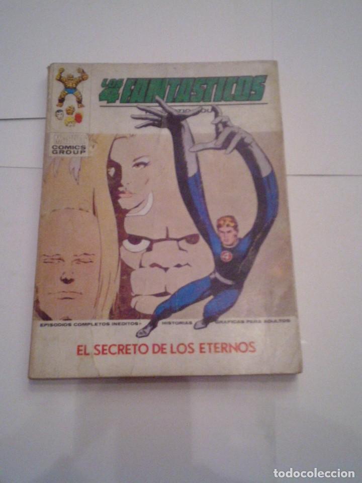 LOS 4 FANTASTICOS - VERTICE - VOLUMEN 1 - NUMERO 57 - GORBAUD - CJ 104 (Tebeos y Comics - Vértice - 4 Fantásticos)