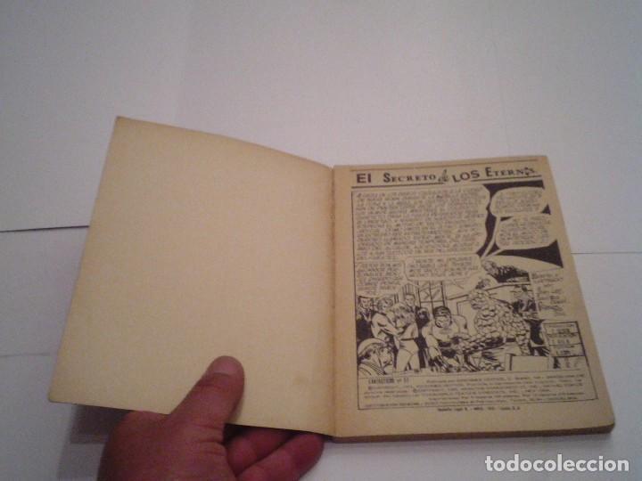 Cómics: LOS 4 FANTASTICOS - VERTICE - VOLUMEN 1 - NUMERO 57 - GORBAUD - cj 104 - Foto 2 - 120703027