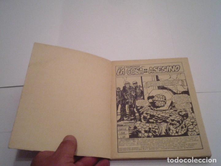 Cómics: LOS 4 FANTASTICOS - VERTICE - VOLUMEN 1 - NUMERO 46 - MUY BUEN ESTADO - GORBAUD - cj 104 - Foto 2 - 120703047