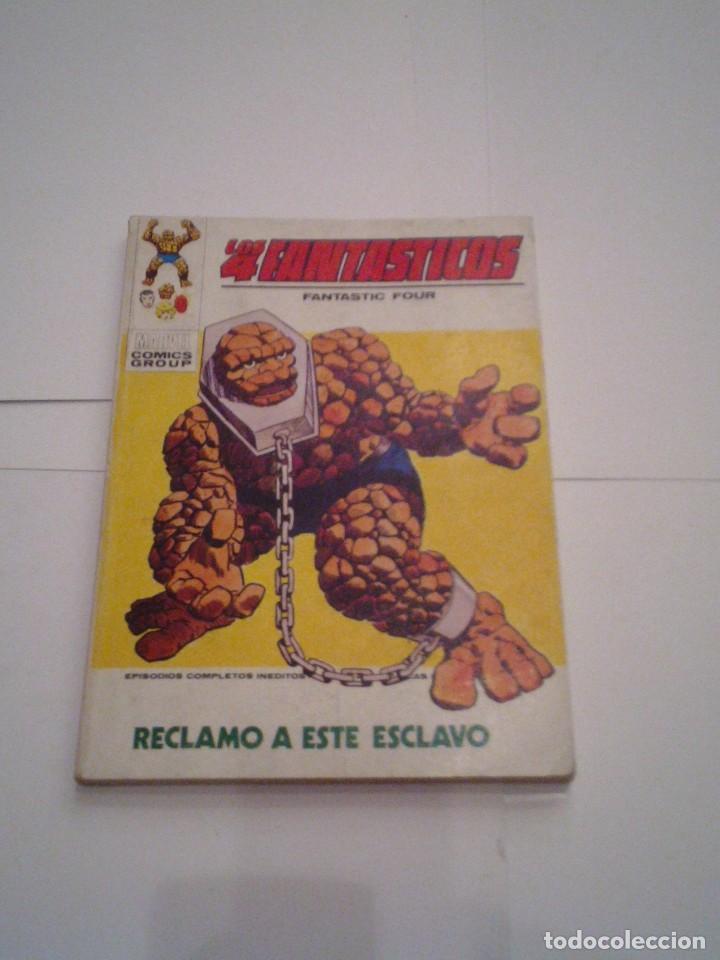 LOS 4 FANTASTICOS - VERTICE - VOLUMEN 1 - NUMERO 45 - MUY BUEN ESTADO - GORBAUD - CJ 104 (Tebeos y Comics - Vértice - 4 Fantásticos)