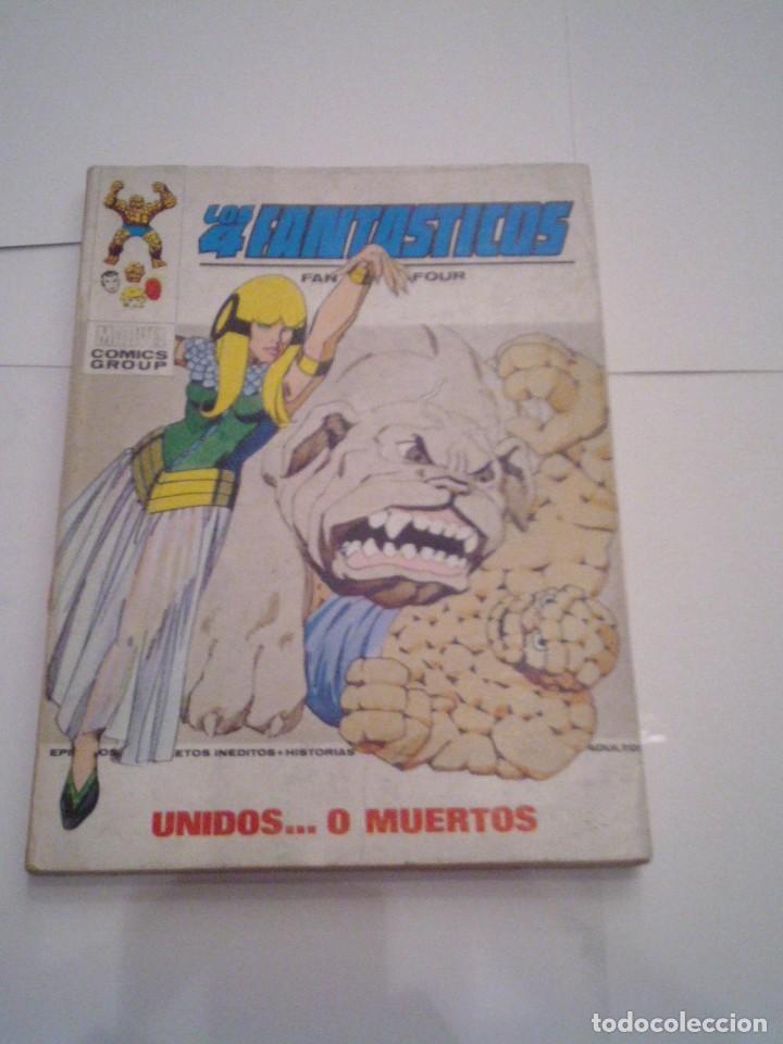 LOS 4 FANTASTICOS - VERTICE - VOLUMEN 1 - NUMERO 59 - MUY BUEN ESTADO - GORBAUD - CJ 104 (Tebeos y Comics - Vértice - 4 Fantásticos)
