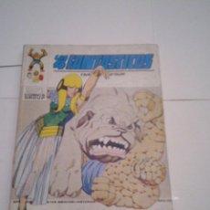 Cómics: LOS 4 FANTASTICOS - VERTICE - VOLUMEN 1 - NUMERO 59 - MUY BUEN ESTADO - GORBAUD - CJ 104. Lote 120703071