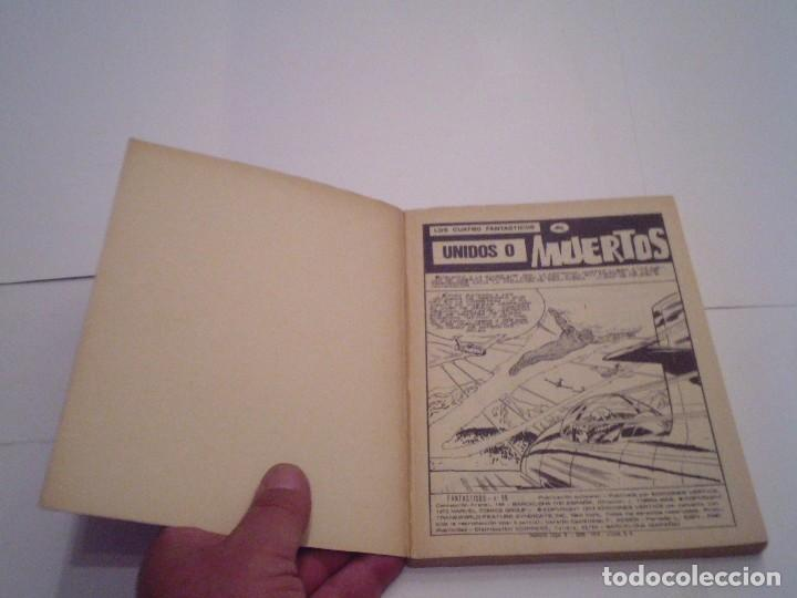 Cómics: LOS 4 FANTASTICOS - VERTICE - VOLUMEN 1 - NUMERO 59 - MUY BUEN ESTADO - GORBAUD - cj 104 - Foto 2 - 120703071