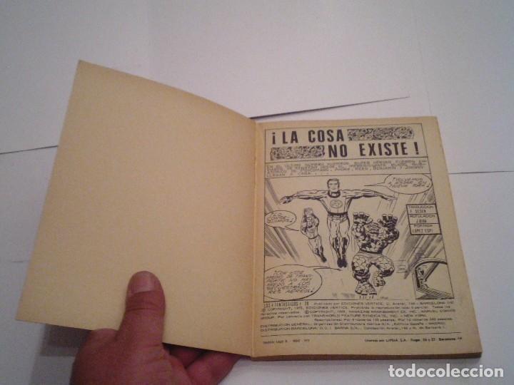 Cómics: LOS 4 FANTASTICOS - VERTICE - VOLUMEN 1 - NUMERO 39 - MUY BUEN ESTADO - GORBAUD - Foto 2 - 120703091