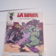Cómics: LA MASA - VERTICE - VOLUMEN 1- NUMERO 26 - MUY BUEN ESTADO - GORBAUD - CJ 11. Lote 120703103