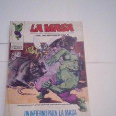 Cómics: LA MASA - VERTICE - VOLUMEN 1- NUMERO 26 - GORBAUD - CJ 11. Lote 120703119