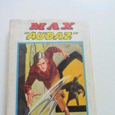Cómics: MAX AUDAZ VOL 1. Nº 4 - EDICIÓN ESPECIAL - TACO VÉRTICE - 1971.DIFICIL BUEN ESTADO ETEX. Lote 120758363