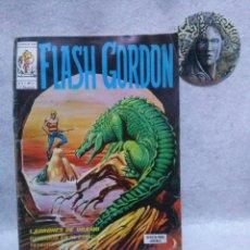 Cómics: FLASH GORDON. VOL.1 Nº 21. LADRONES DE URANIO...CON SEÑALES DE USO.. Lote 120864451