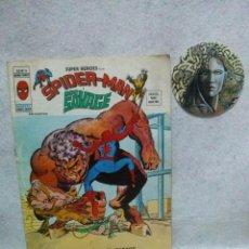 Cómics: ESPECIAL SUPER HEROES NUMERO 15: SPIDERMAN Y DOC SAVAGE...CON SEÑALES DE USO.. Lote 120864535