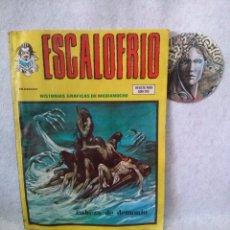Cómics: ESCALOFRIO Nº 50 HISTORIAS GRAFICAS DE MEDIANOCHE - VERTICE....PRESENTA USO.. Lote 120924107