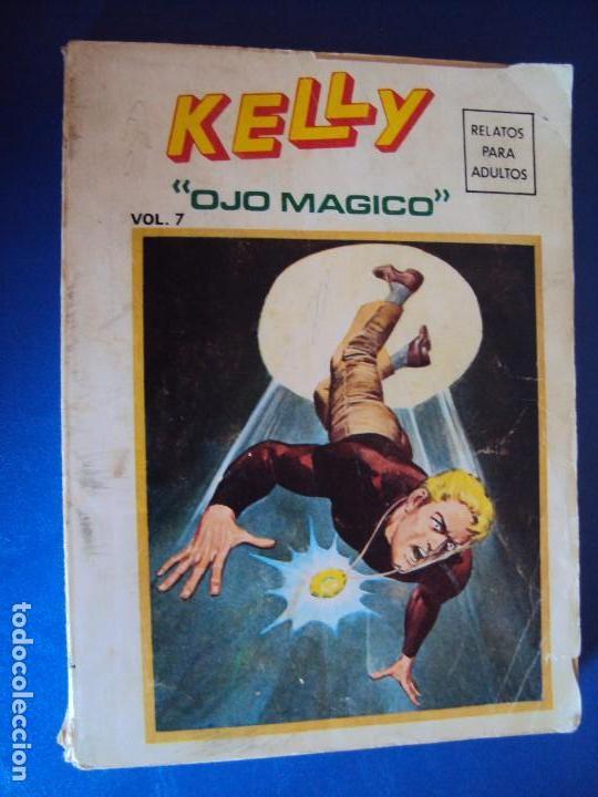 (COM-180503)COMIC VERTICE EDICION ESPECIAL - KELLY OJO MAGICO - VOLUMEN 7 (Tebeos y Comics - Vértice - Otros)