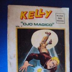 Cómics: (COM-180503)COMIC VERTICE EDICION ESPECIAL - KELLY OJO MAGICO - VOLUMEN 7. Lote 120932315
