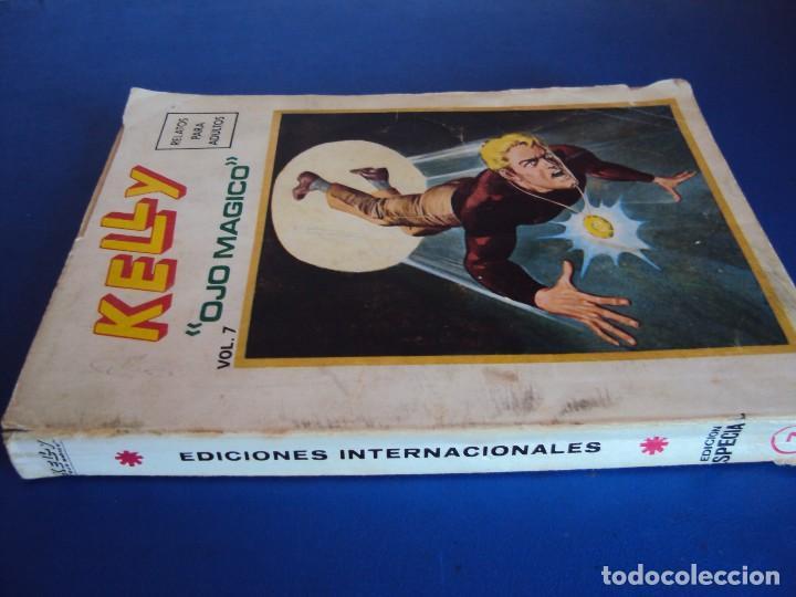 Cómics: (COM-180503)COMIC VERTICE EDICION ESPECIAL - KELLY OJO MAGICO - VOLUMEN 7 - Foto 2 - 120932315