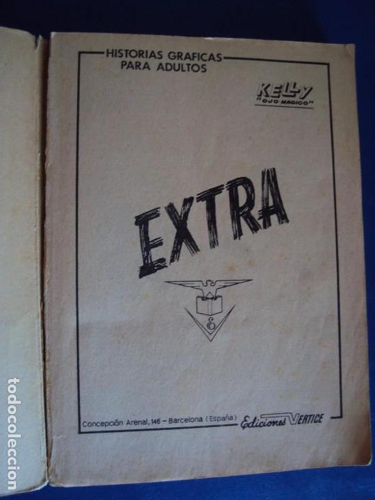 Cómics: (COM-180503)COMIC VERTICE EDICION ESPECIAL - KELLY OJO MAGICO - VOLUMEN 7 - Foto 3 - 120932315