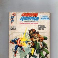 Cómics: COMIC VERTICE CAPITAN AMERICA VOL1 Nº 8 (NORMAL ESTADO). Lote 121032607