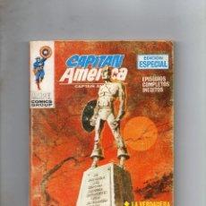 Cómics: COMIC VERTICE CAPITAN AMERICA VOL1 Nº 5 (BUEN ESTADO). Lote 121035083