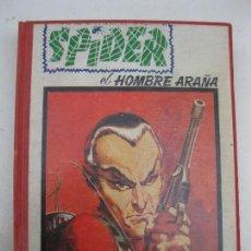 Cómics: SPIDER - EL HOMBRE ARAÑA - VOL. 1 - TOMO EDICIÓN ESPECIAL - EDICIONES VÉRTICE - AÑO 1972.. Lote 121047655