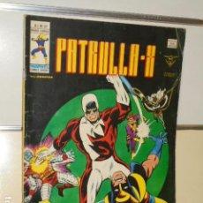 Cómics: PATRULLA X VOL. 3 Nº 27 LOS HEROES ESTAN EN CASA - VERTICE. Lote 121058615