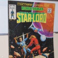 Cómics: RELATOS SALVAJES VOL. 1 Nº 70 STAR-LORD MENOS QUE HUMANOS - VERTICE. Lote 121059731